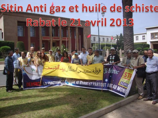 cover Sitin Anti GDS Rabat 21 avril 2013